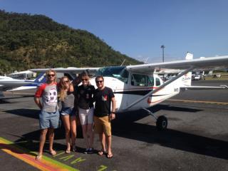 Scenic Flight & Reef