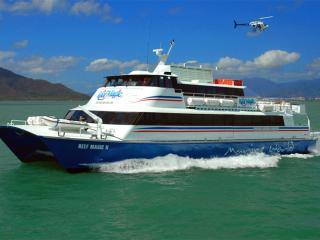 Outer Great Barrier Reef Day Cruise To Marine World