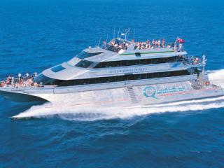 Quicksilver Wavepiercer Outer Great Barrier Reef Cruise