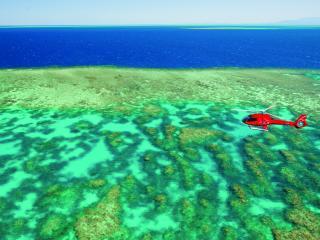 60 Minute Scenic Reef & Rainforest Flight