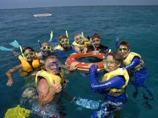 Moore Reef Guided snorkel