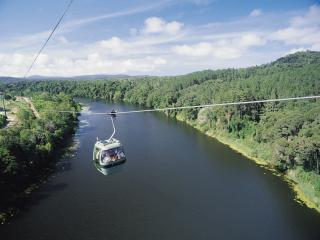 Skyrail Cableway over Barron River